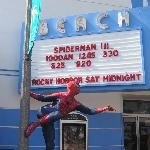5/5/2007 - TJ as Spiderman at the Beach Theatre