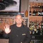 Sam is a very friendly bartender and I highly recommend him!