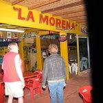 Mariscos La Morena