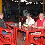 Bobbi, Sally & Erv @ Mariscos La Morena