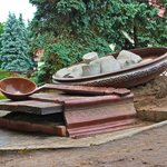 Poltava Dumplings Monument