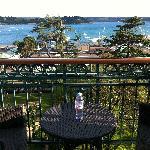 Blick Balkon Deluxe Sea View Zimmer