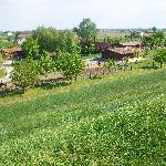 La fattoria didattica presso l'agriturismo