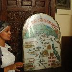 Rasha at Coptic Cairo