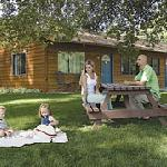The cabins in the Black Hills are perfect for families, couples, or reunions.