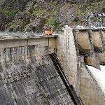 The dam was amazing!