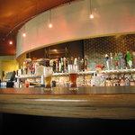 Firetap Bar Area and Beer Taps