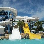 More water slides.