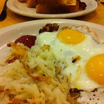 Andrews diner breakfast