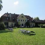 Guthaus vom Garten