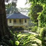 Agnes Keith's house