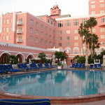 Poolside at the Don CeSar