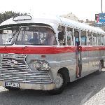 Busfahren macht Spass