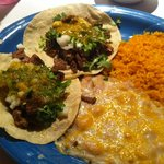 tacos!  yum!