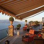 Amazing terrace!