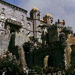 The world heritage site of Sintra, a 40 minute bus ride with the bus stop yards from the hotel,