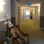 Hotelgang, 3. Etage