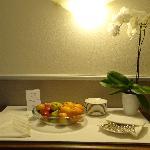 Kostenlose Früchte auf jeder Etage