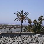 sea/dunes view