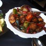 Cheng du Chicken (Chinese)