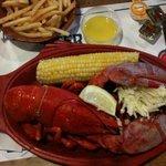 Nice Lobster Dinners