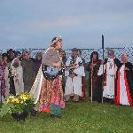 Solstice Celebrations, 21 June 2011.