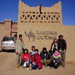 Nuestros amigos de la kasbah