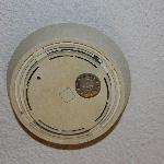 "Our ""High Tech"" Smoke Alarm and Sprinkler"