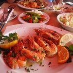 NEON Restaurant Foto