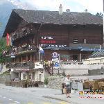 The Schmitta Hotel in Fiesch