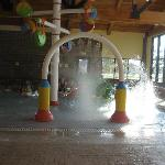Water features for kids