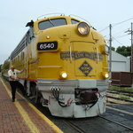 Boone and Scenic Valley Railroad
