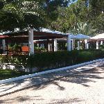 restaurant de la pinède