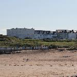 The Beach at Bude Foto