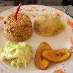 Foto de The Queen's Caribbean Restaurant