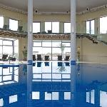 Piscina Interior . Indoor Swimming Pool