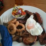 mixed Grill to die for