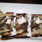 Smoked Duck Confit Flatbread