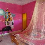 "La chambre ""Krishna"""