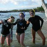great snorkeling close to the Sugar Shack