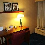 Courtyard by Marriott Bakersfield - double room (2 beds) - working area