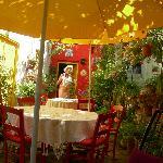 Irene's Secret Garden, Bellapais