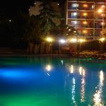 Piscina Terraza Park II, Mini Disco Nocturna