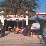 The best restaurant. The Akropolis Restaurant & Bar