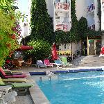 Photo de Hotel Saadet