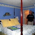 Periwinkle Room