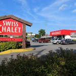 Swiss Chalet in Halifax, Nova Scotia