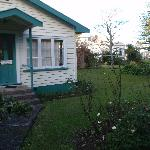 The little cottage at Ounuwhao Harding House