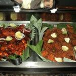 Must try, the tandoori chicken