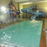 The Pool..even stayed open late! :)